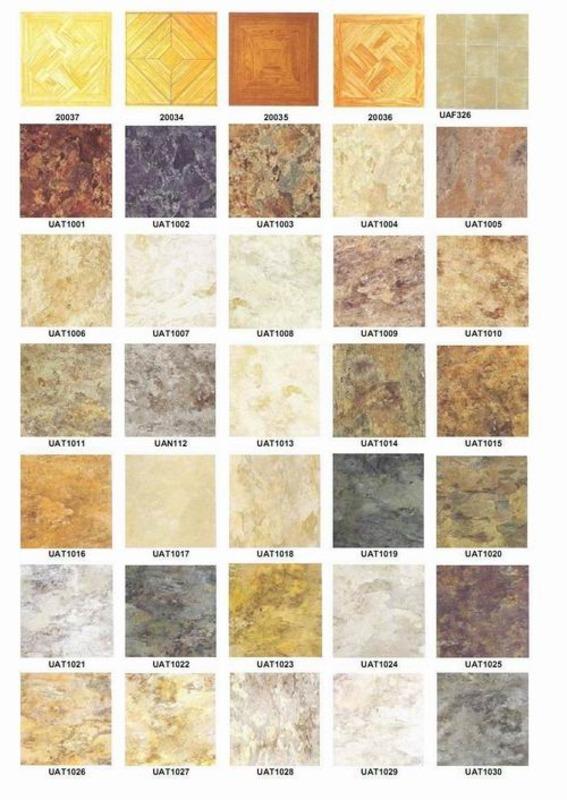 pvc floor sheet